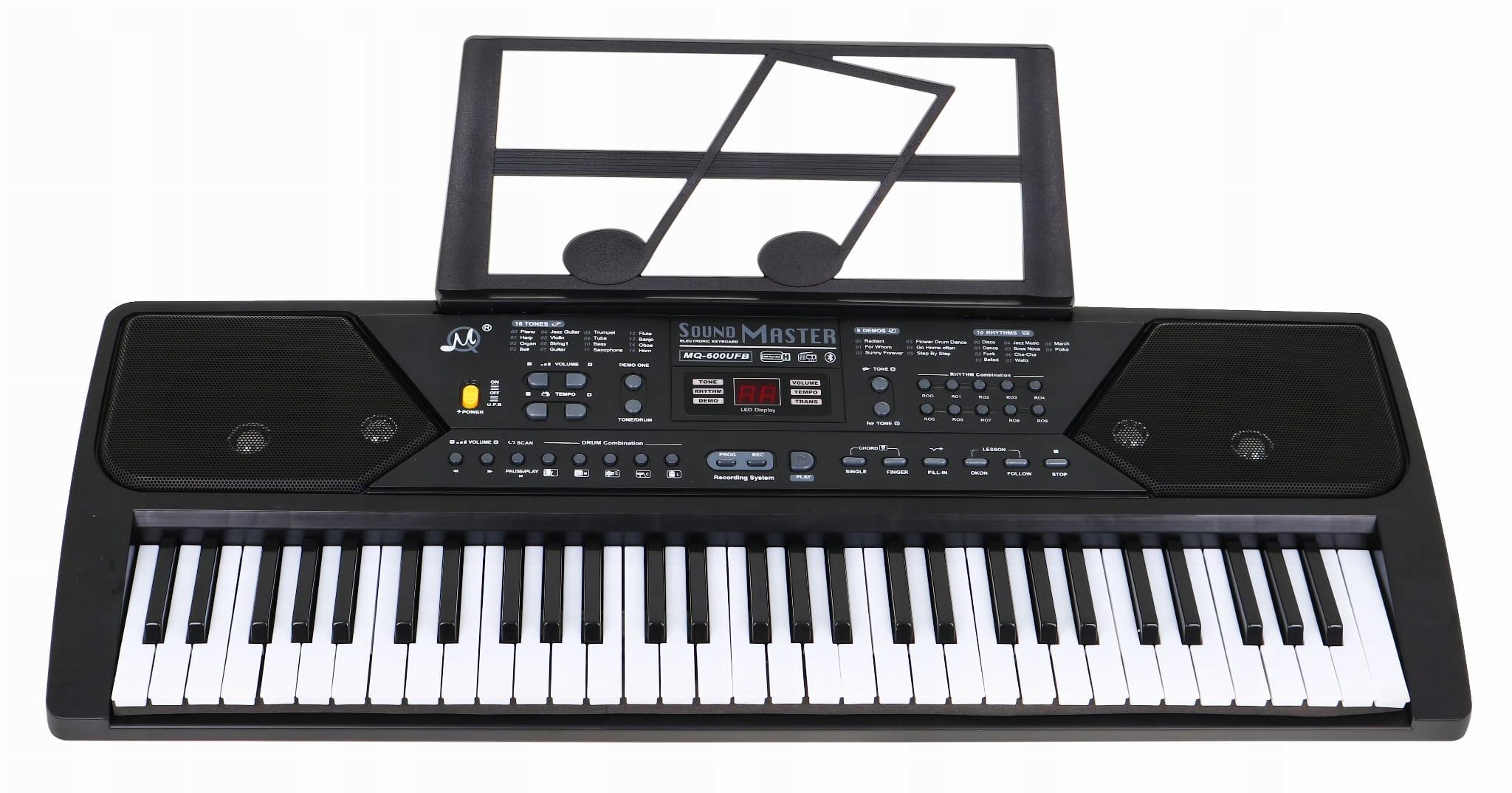 Купить Орган для первой обучающей клавиатуры с микрофоном на Otpravka - цены и фото - доставка из Польши и стран Европы в Украину.