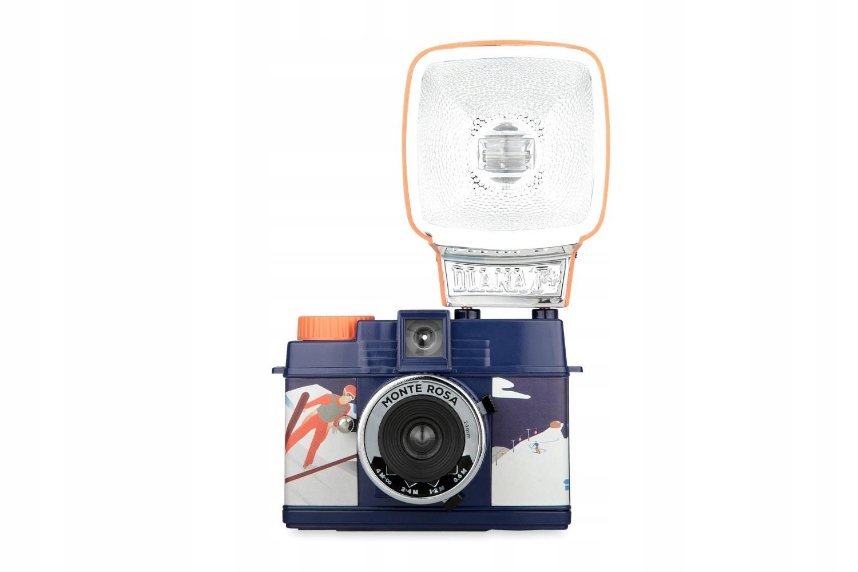 Kamera Lomography Diana Mini Flash Monte Rosa