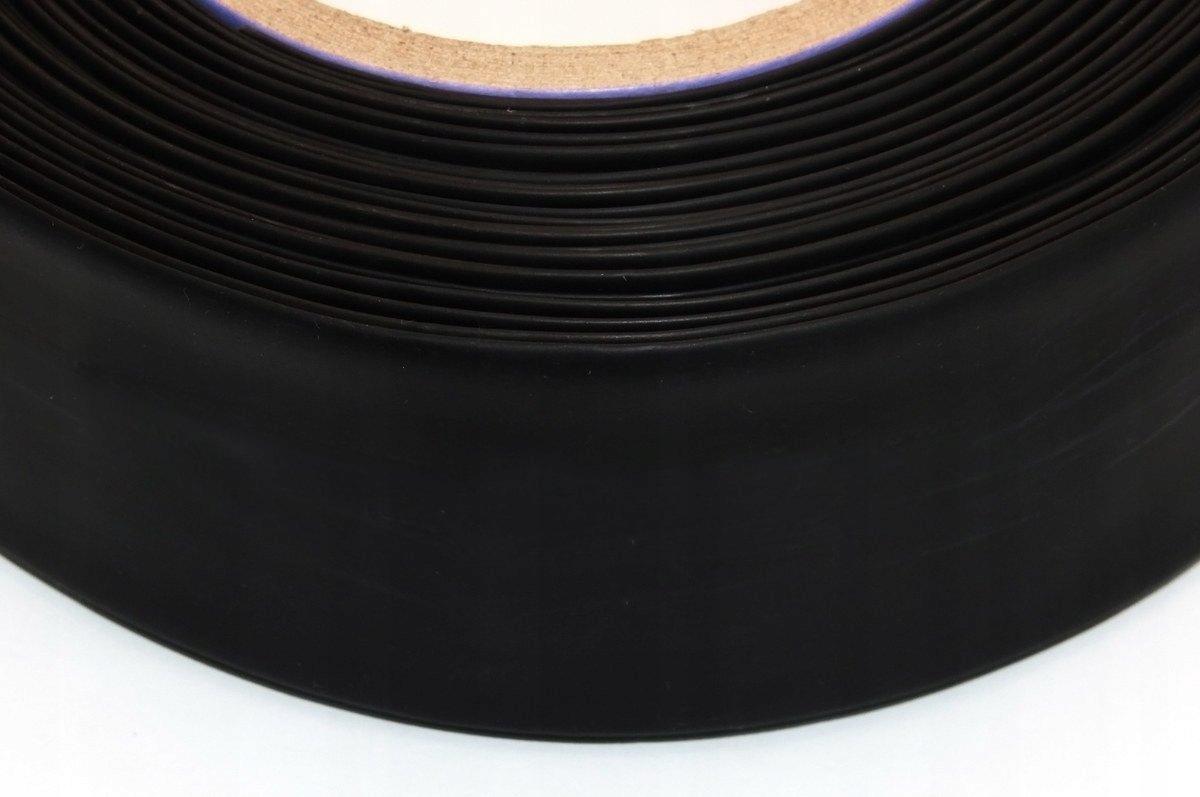 Сжатие трубки 50mm черный 1м