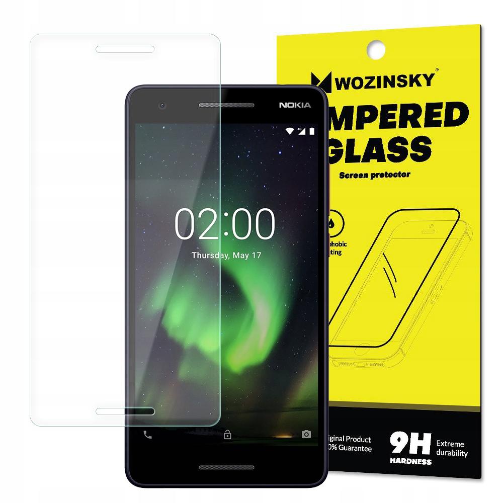 Szkło Hartowane 9H | Wozinsky | Nokia 2.1
