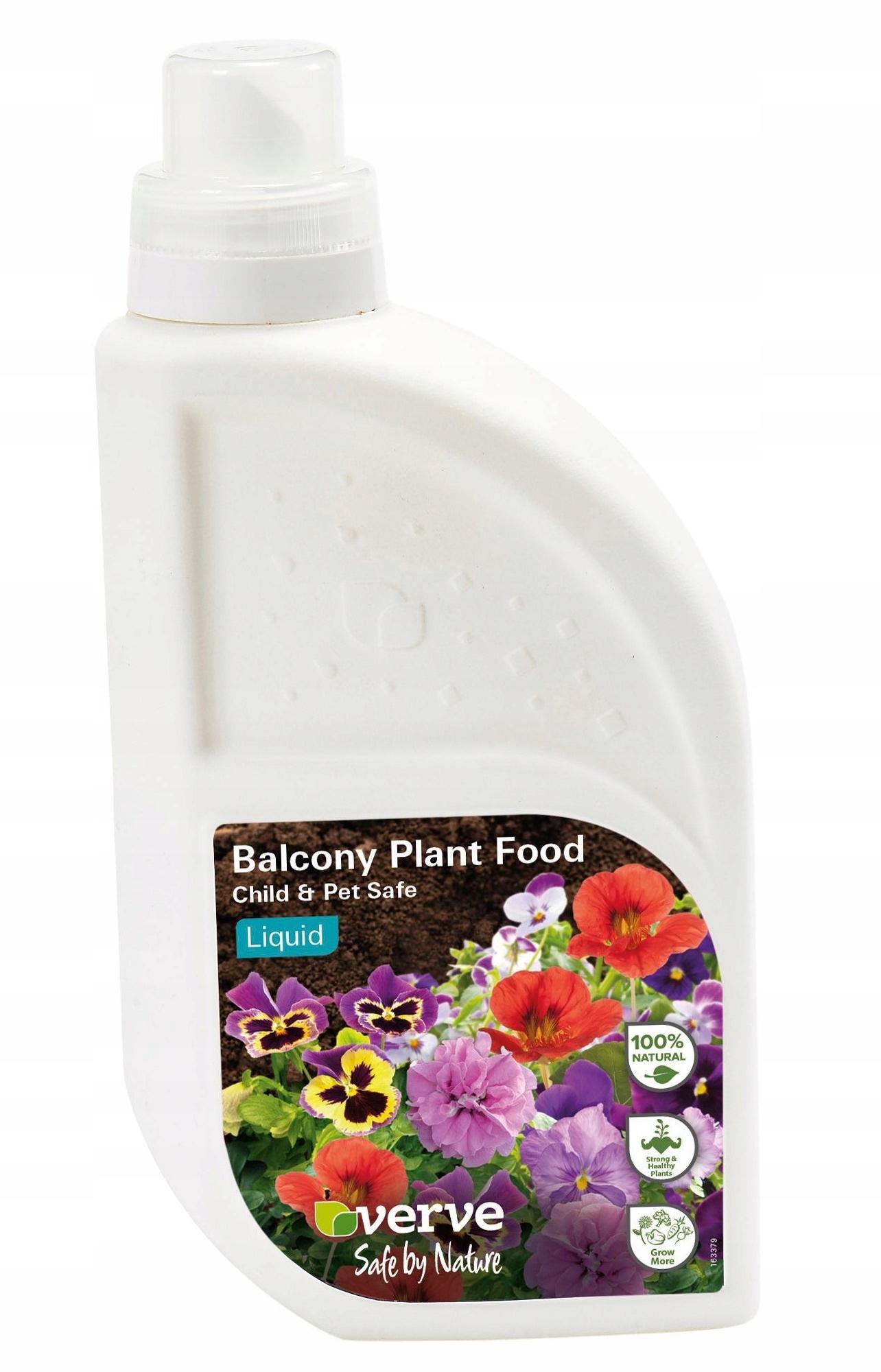 Nawóz organiczny do kwiatów balkonowych 1L B/Z1