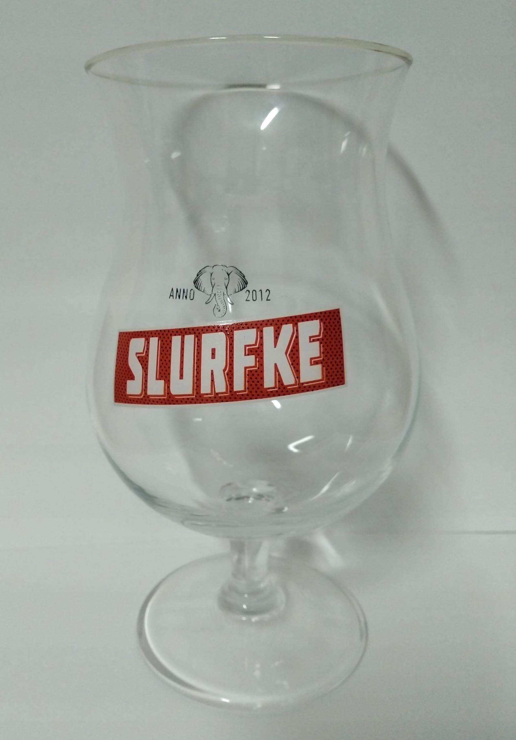 Slurfke - pokal 0,33 (Belgia)