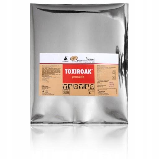 TOXIROAK Для микотоксинов в кормах Farmwet 1 кг
