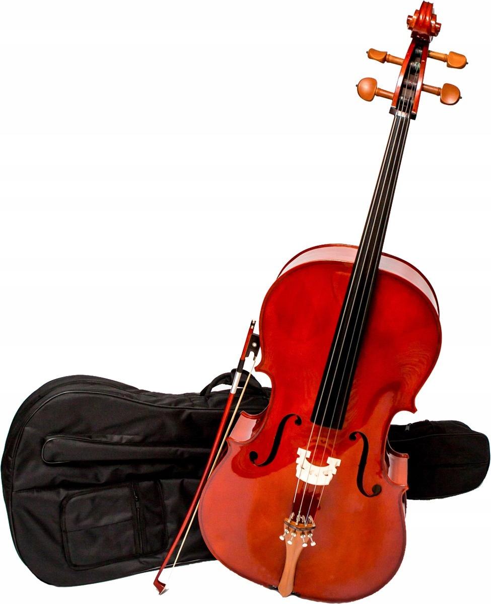 Cello 1/4 M-Tunes No.150 Drevené - Lutnik