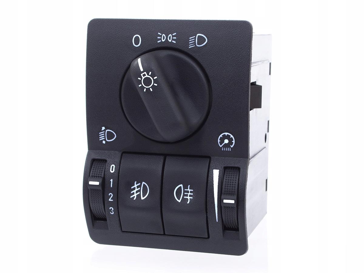 выключатель переключатель света opel astra g zafira a