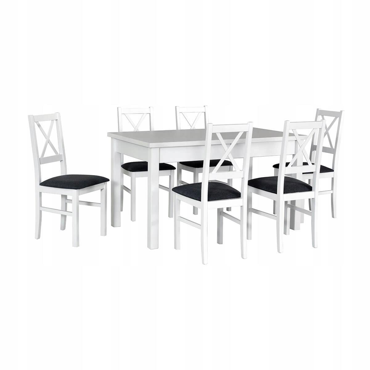 ESENCJA 10 набор столовой + 6 СТУЛЬЕВ