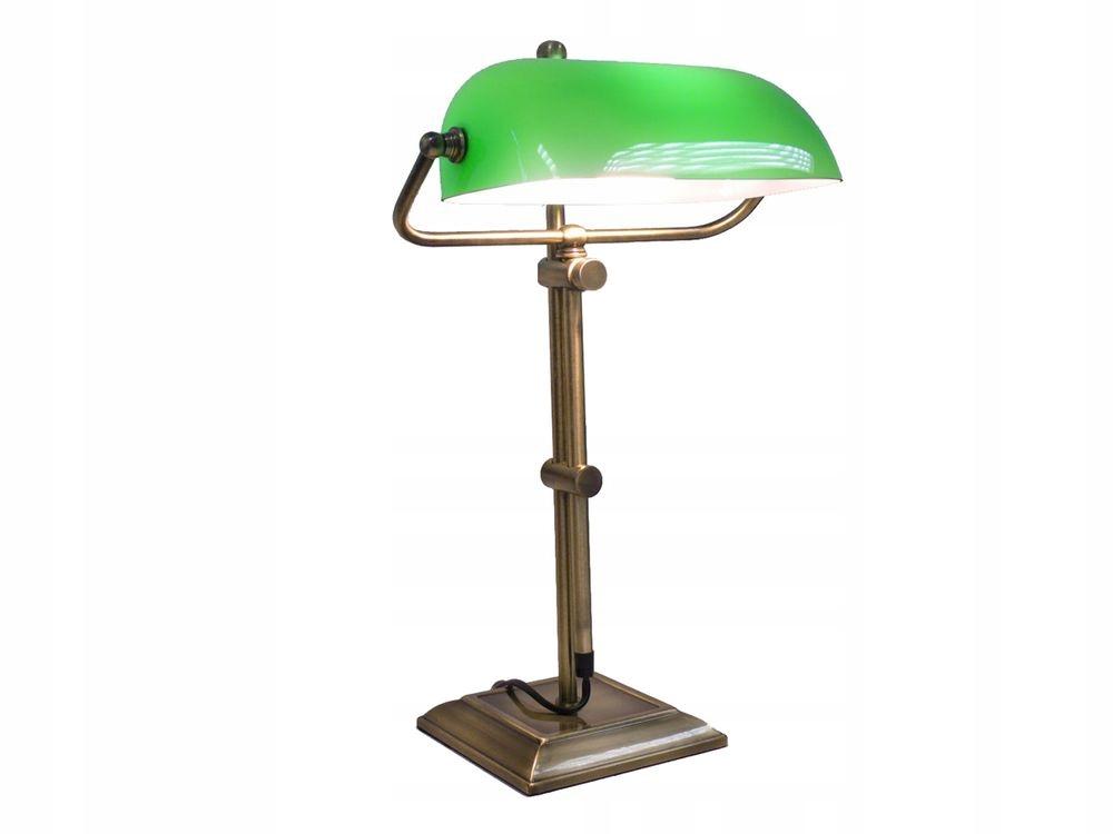 Stolná lampa Bankerslamp Jack green 10122