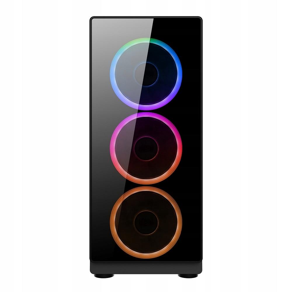 RGB DO GIER Core i7 RTX 2060 32GB SSD 480 +2TB W10 Taktowanie bazowe procesora 3.4 GHz