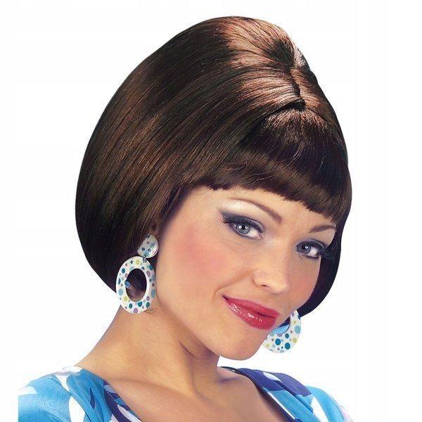 Party dievčenská parochňa, 70. roky, karneval, retro