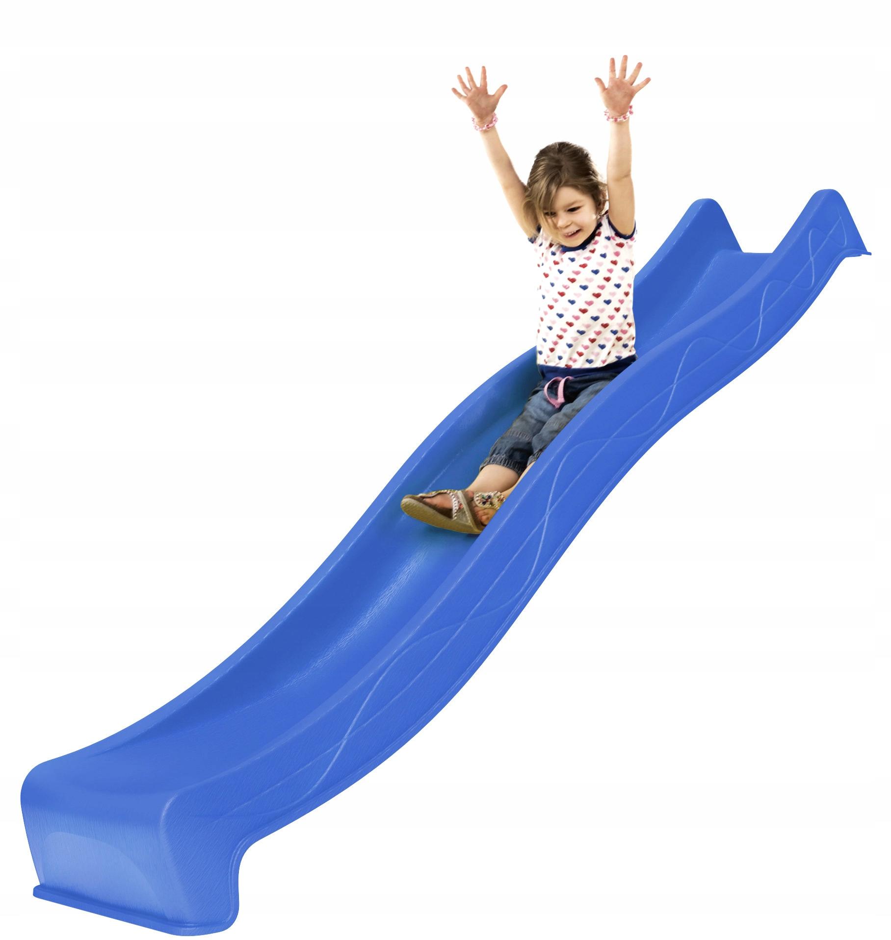 Slide Slide Water Slide 3m Tsuri Blue