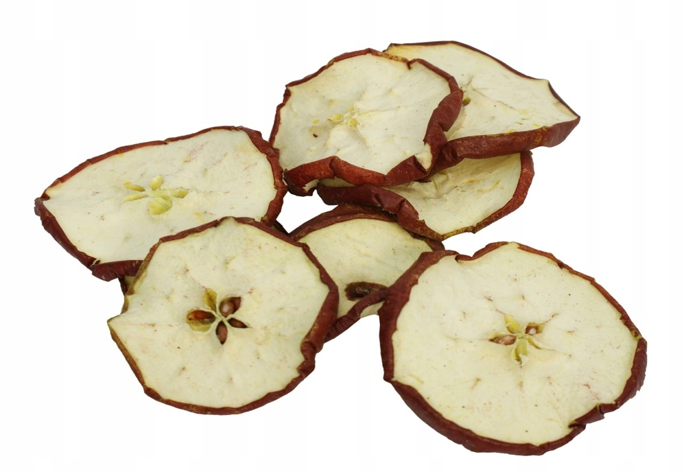 Item APPLE CHIPS 250 g dried Apples