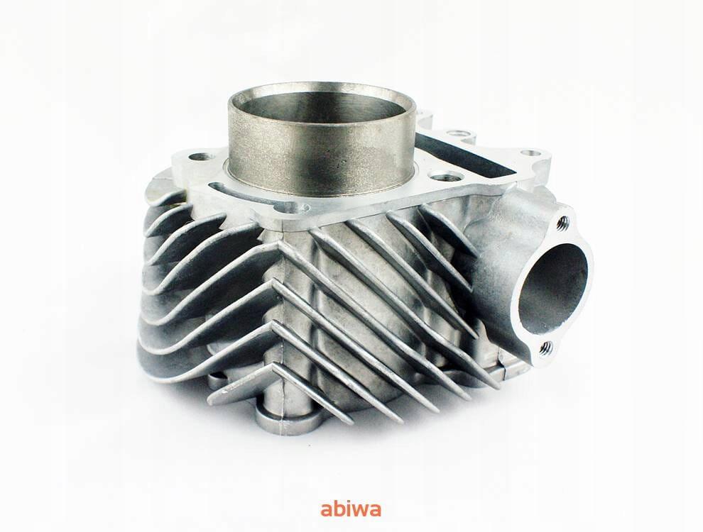 Цилиндр 4t gy6 125ccm (52mm) (sw. 15mm) к-т. 153qmi, фото 1