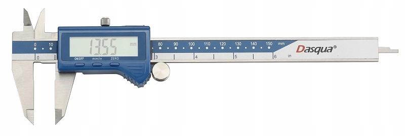 SUWMIARKA ELEKTRONICZNA 150mm BASIC DASQUA