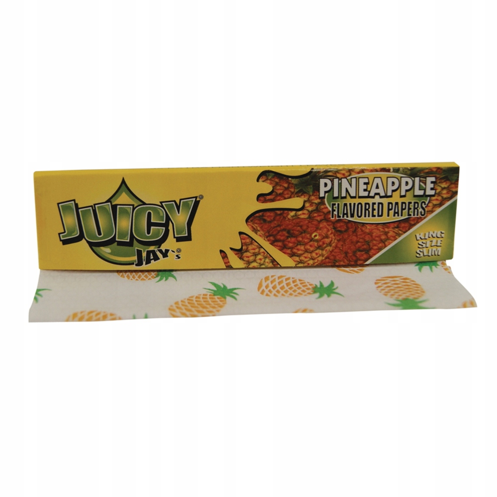 Ароматизирующая бумага Juicy Jays KS Slim Pineapple