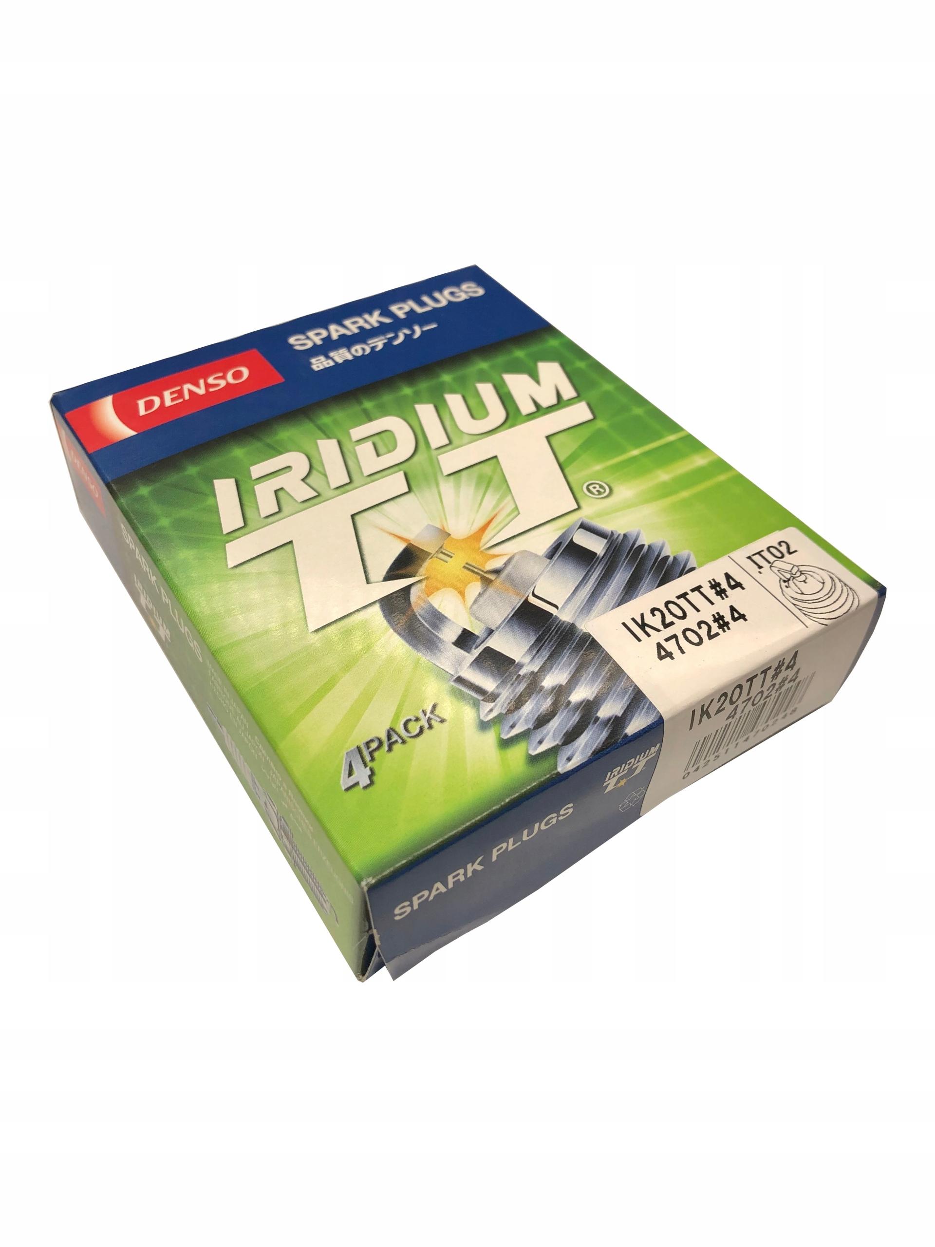 Свеча зажигания denso iridium ik20tt бензин снг