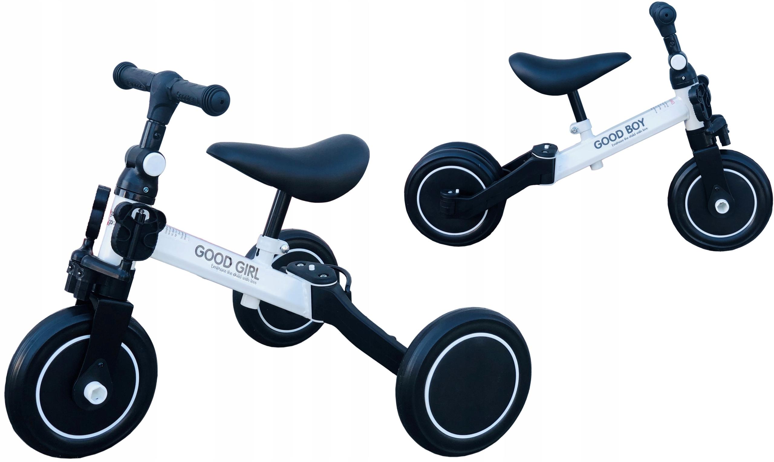 BEMI TRIPLE BICYCLE BIDE RIDER 4in1