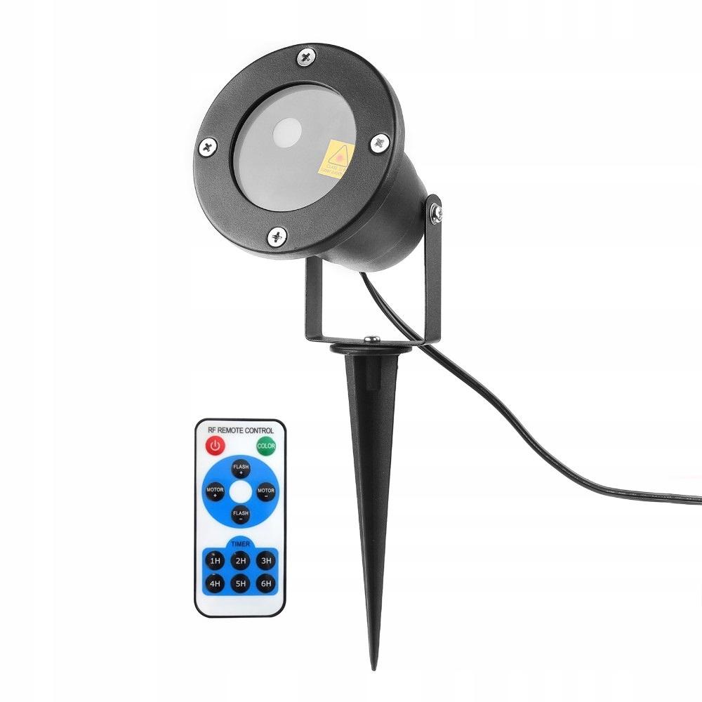 Projektor Reflektor Laserowy Ruchome Wzory Swieta 7636043830 Allegro Pl