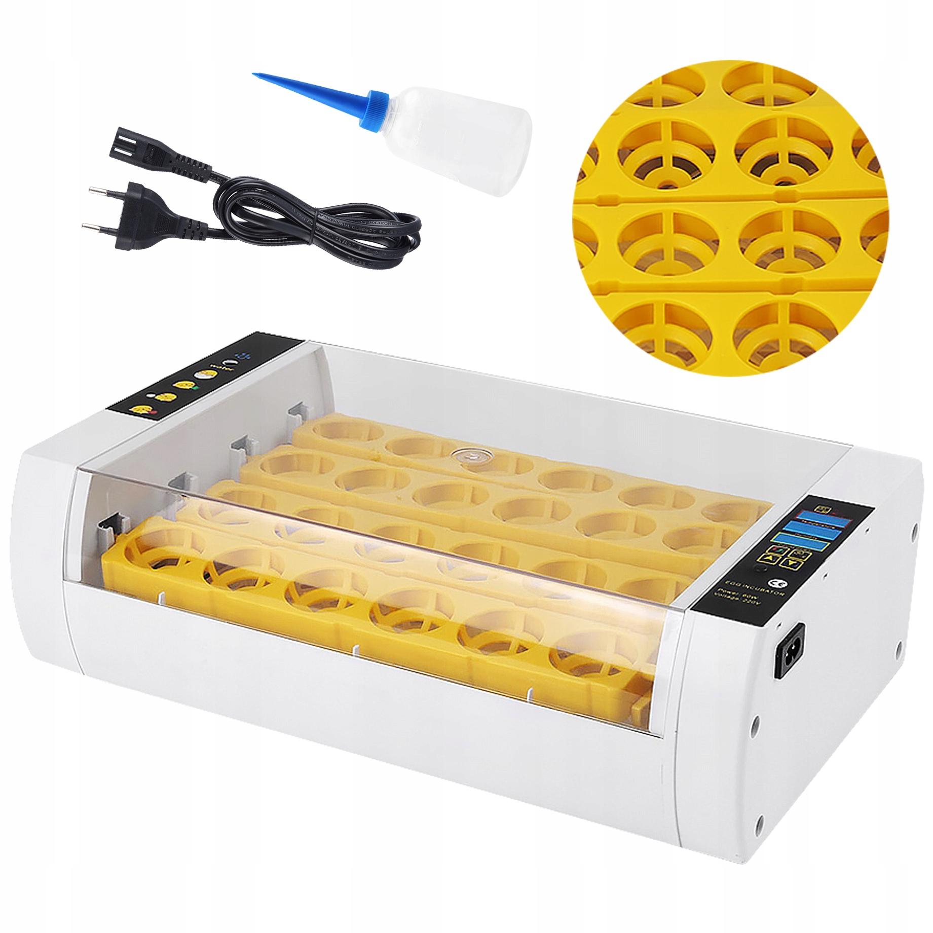 Автоматический инкубатор для яиц инкубатор SMART EGG 24A