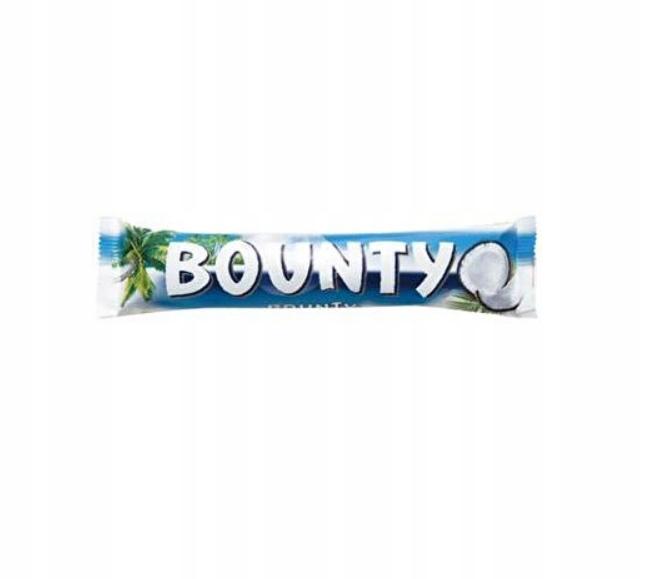 Čokoláda bar bounty kokosový 24pcs nastaviť