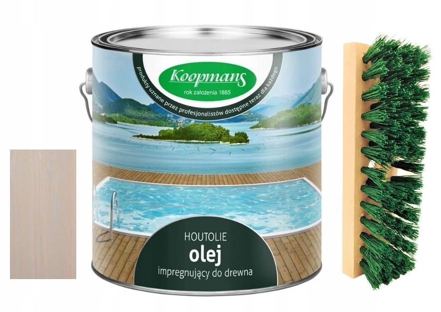 Koopmans Houtolie wood oil 2.5l Сардинское масло