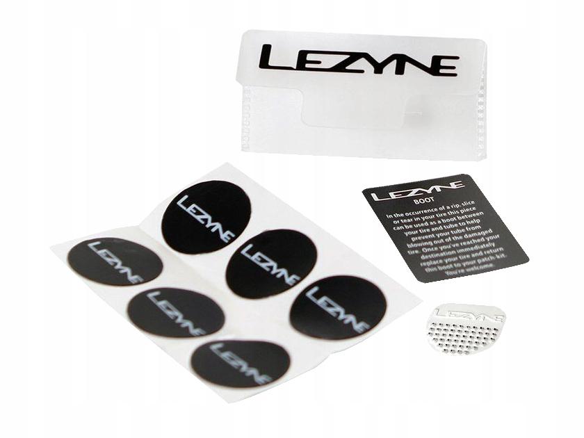 Самоклеющиеся патчи для Lezyne Smart Kit