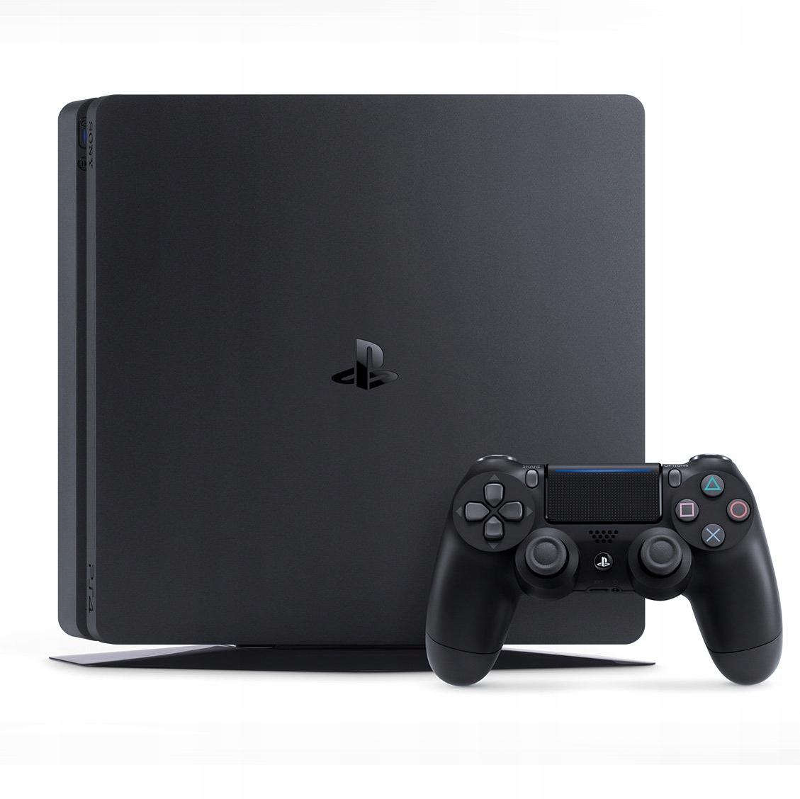 SONY PLAYSTATION 4 PS4 SLIM CONSOLE 2x Pad 500GB Код производителя CUH-2216A