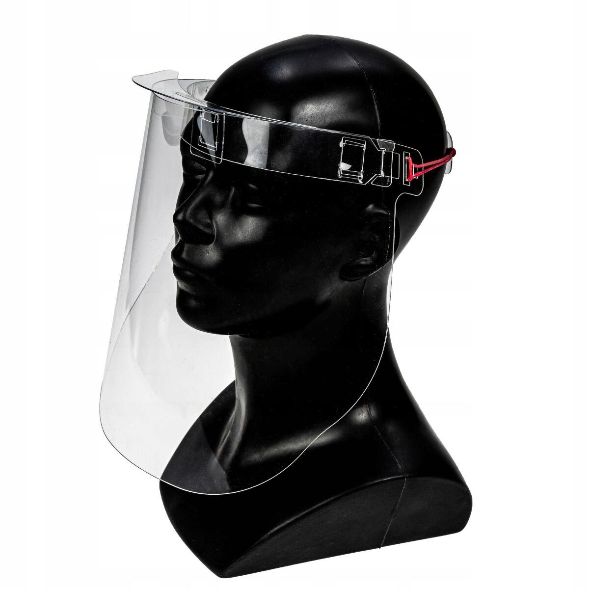Защитный шлем, козырек - козырек