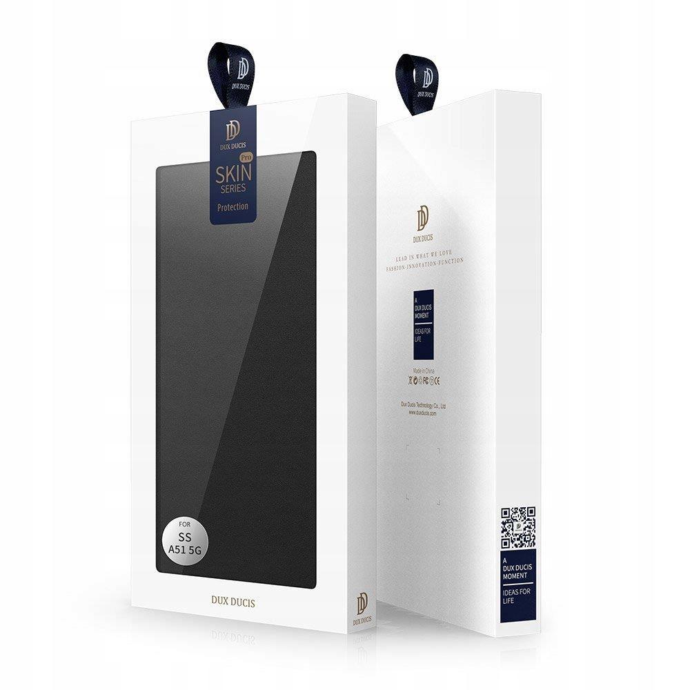 Etui DUXDUCIS do Samsung Galaxy S20 FE Czarny Waga (z opakowaniem) 0.2 kg