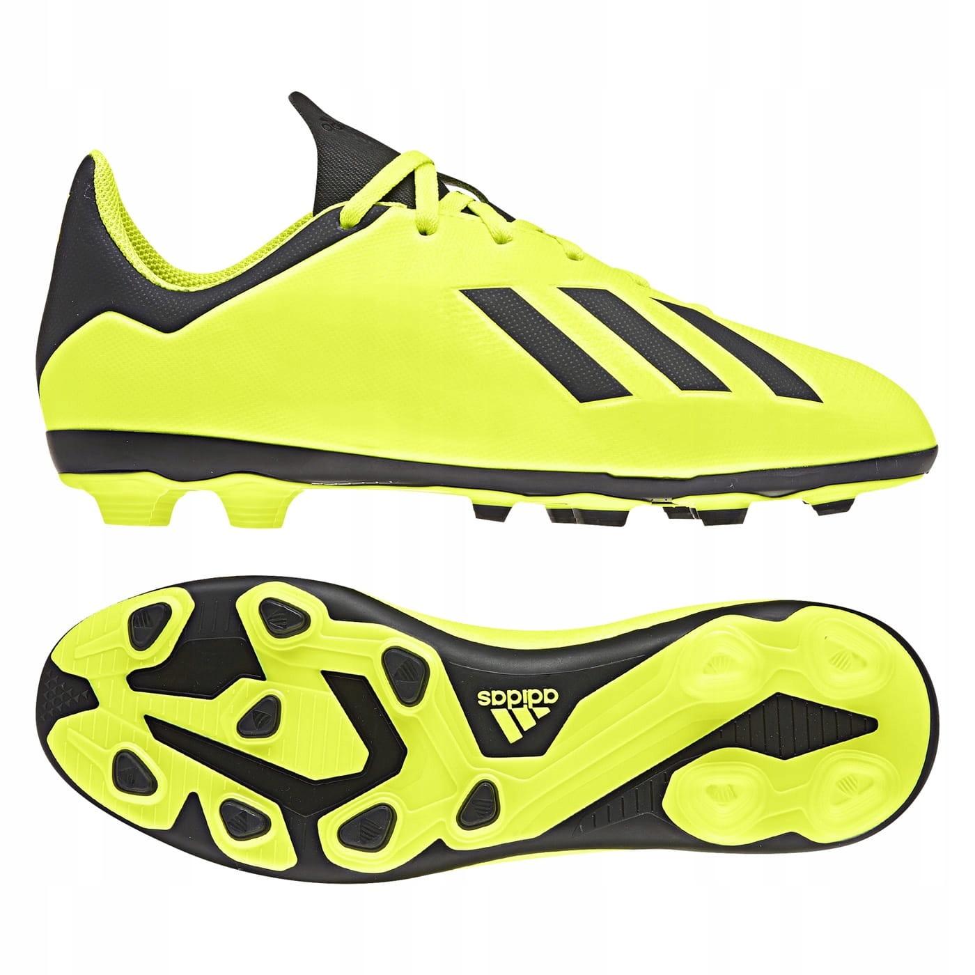 Buty piłkarskie korki ADIDAS JUNIOR X 18.4 r:38