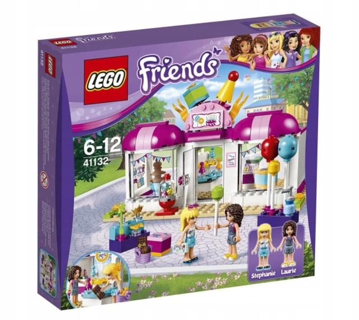 LEGO 41132 Friends - Party Store v Hreatlake