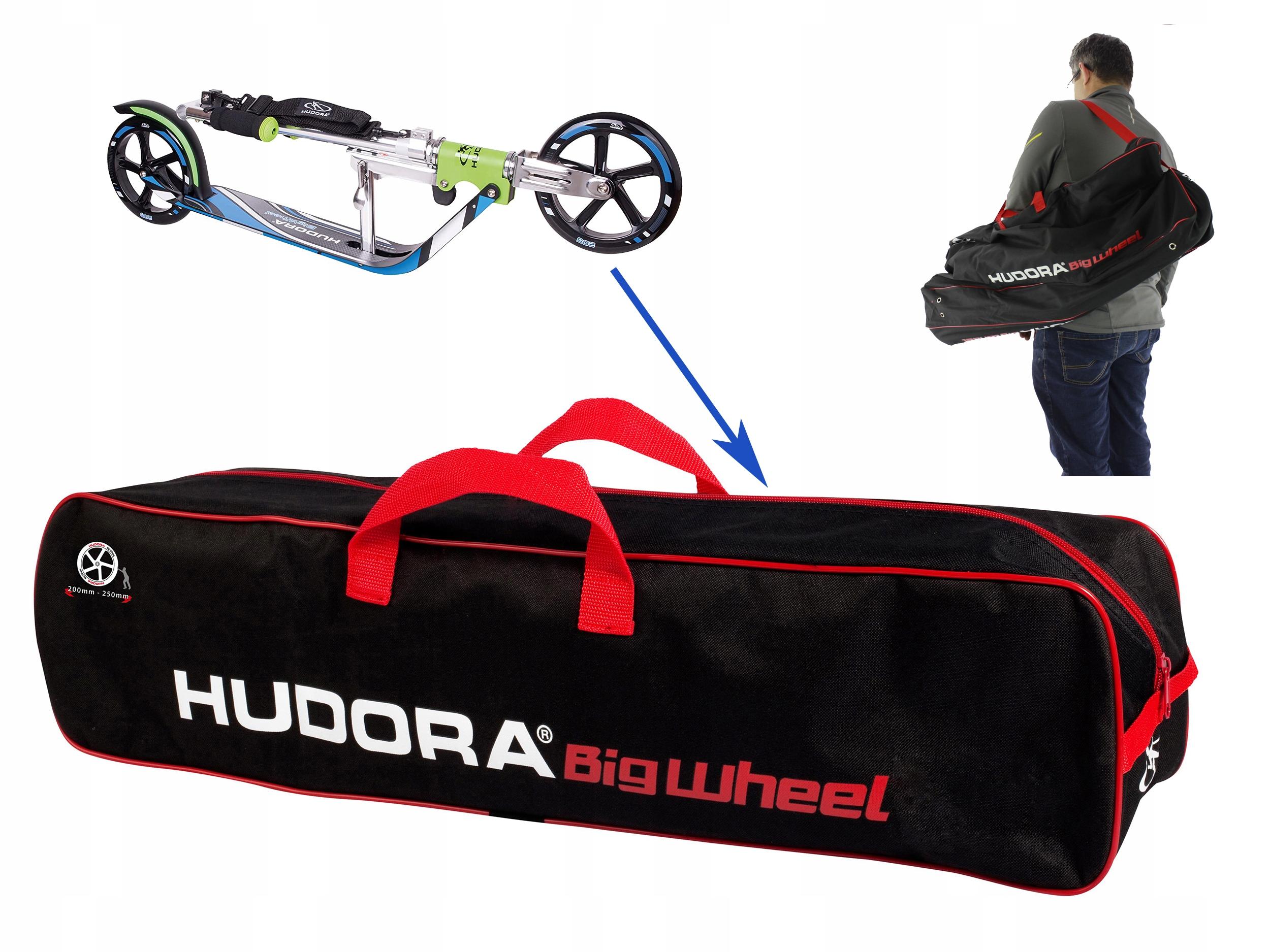 Kryt tašky na veľký kolesový skúter Hudora