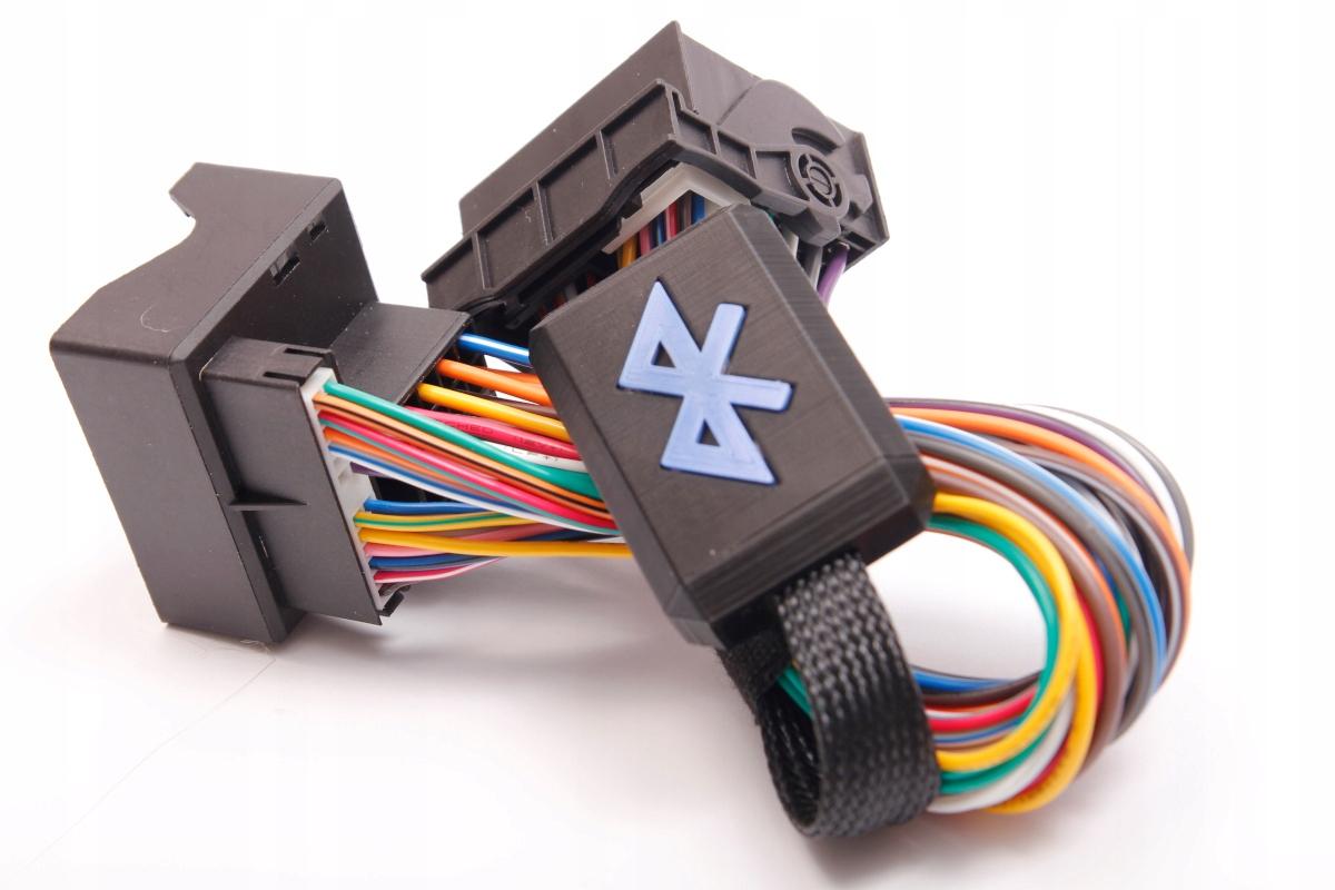 адаптер модуль bluetooth aux к bmw