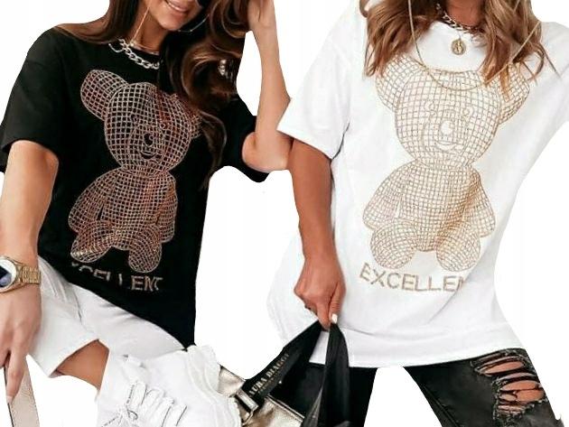 Stylowa Kolekcja Bluzeczka damska dużo wzorów