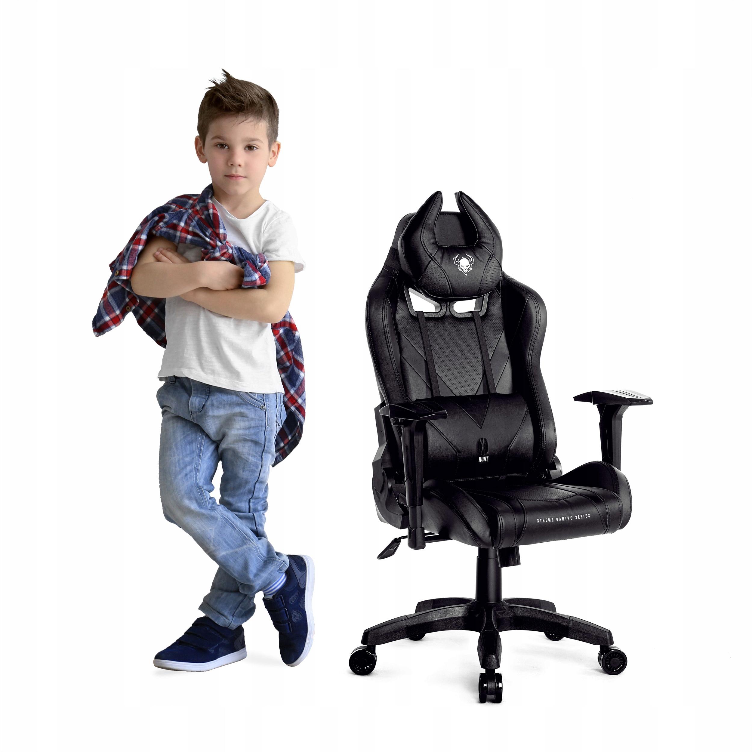 ДЕТСКИЙ стул DIABLO X-HUNT для ПОВОРОТНОГО стола