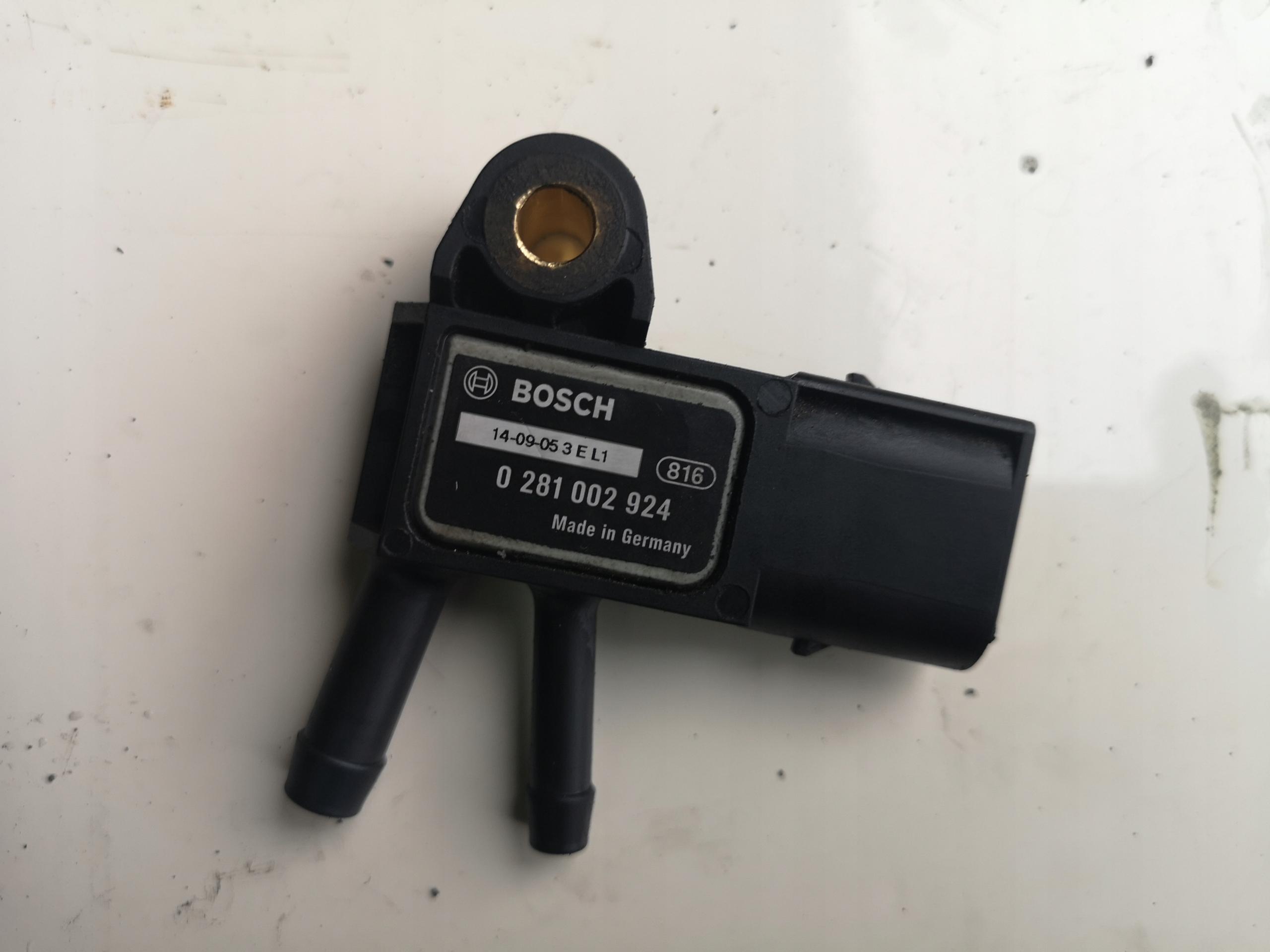 датчик разницы давления dpf mercedes 0281002924
