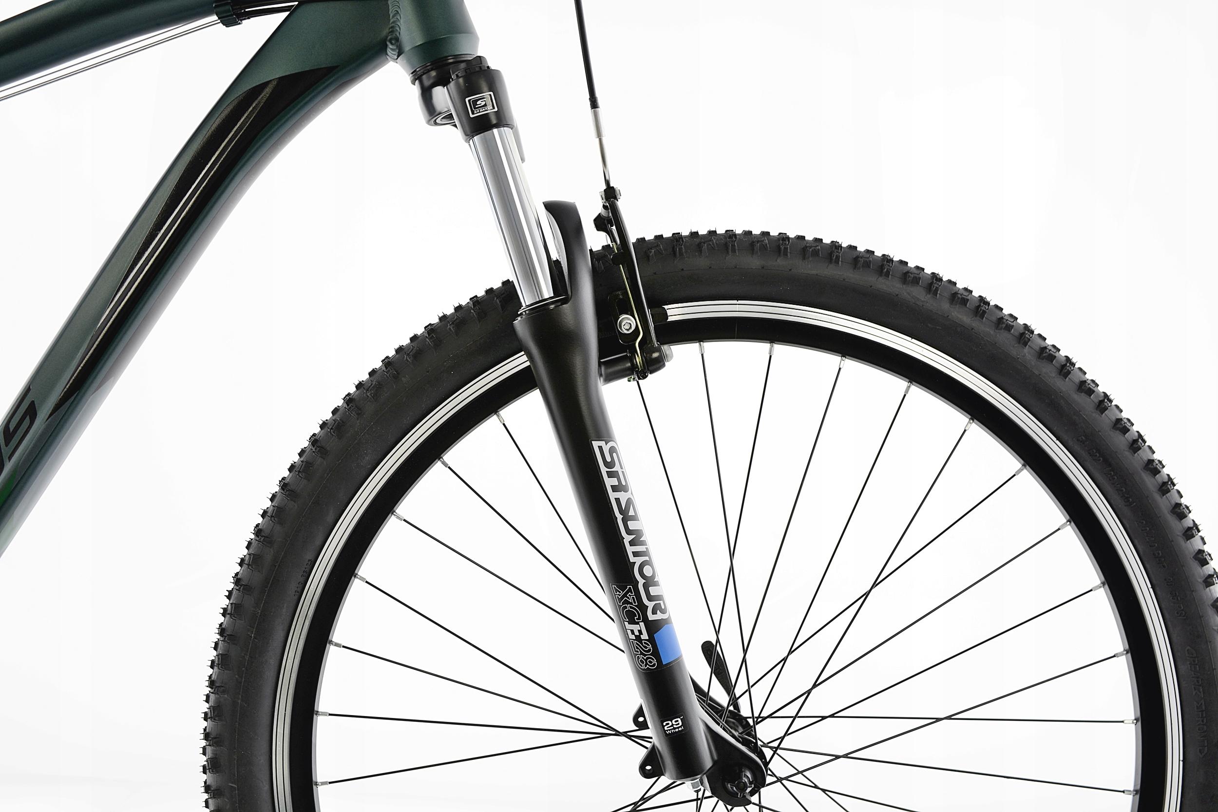 KANDS THE ONE rower mtb 29 VB altus 19 zieleń 2021 Rok produkcji 2021