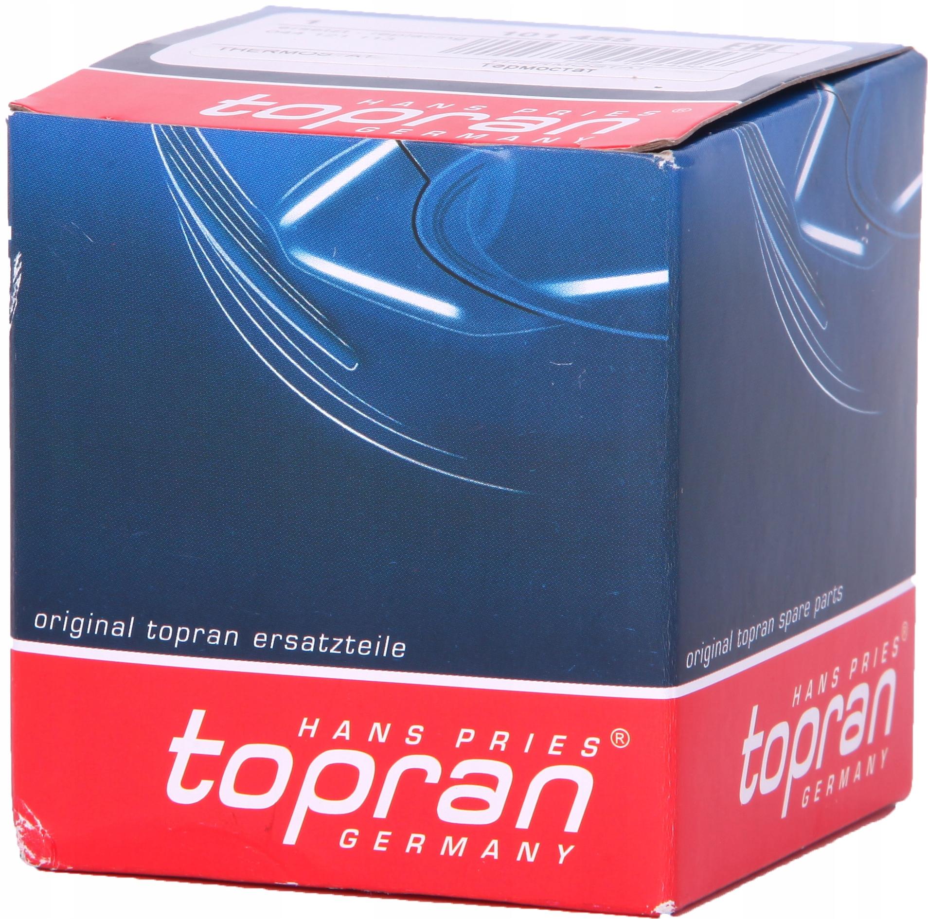 прокладка чаши масляной topran 115 032