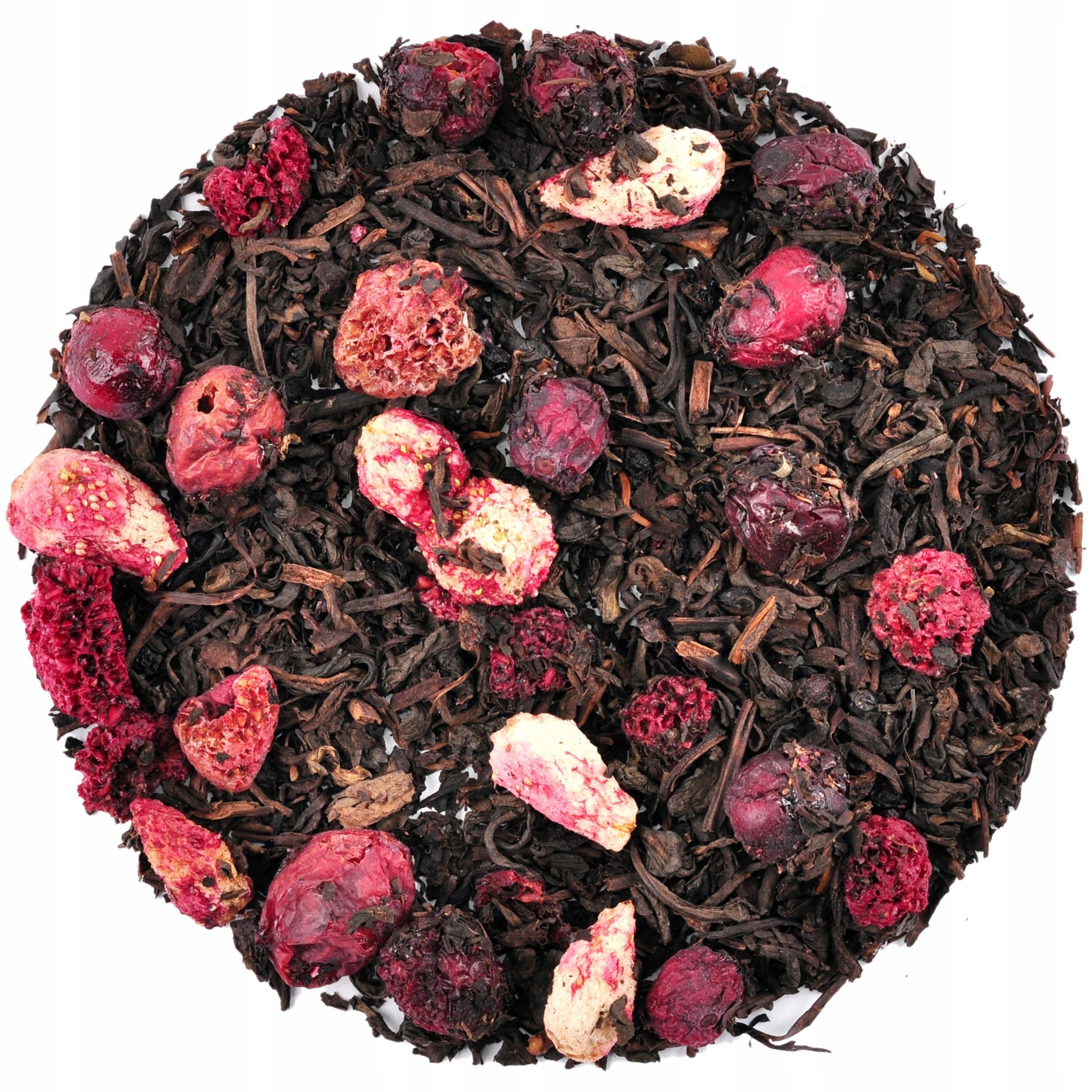 Красный чай PU ERH FOREST MAGIC - Pu Erh 50g