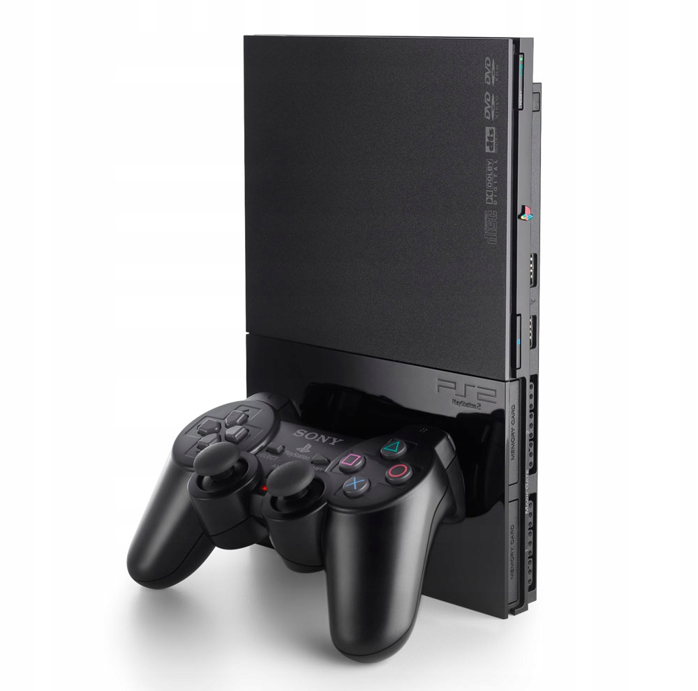 PlayStation 2 + Pad Console