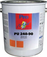 Краска полиуретановая промышленная RAL 1000 1034 1л