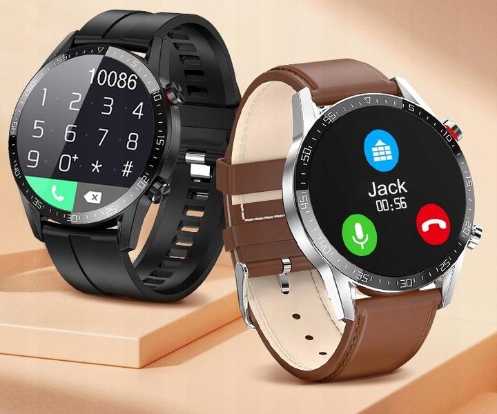SMARTWATCH Zegarek EKG Krokomierz Puls Bluetooth Rodzaj cyfrowe