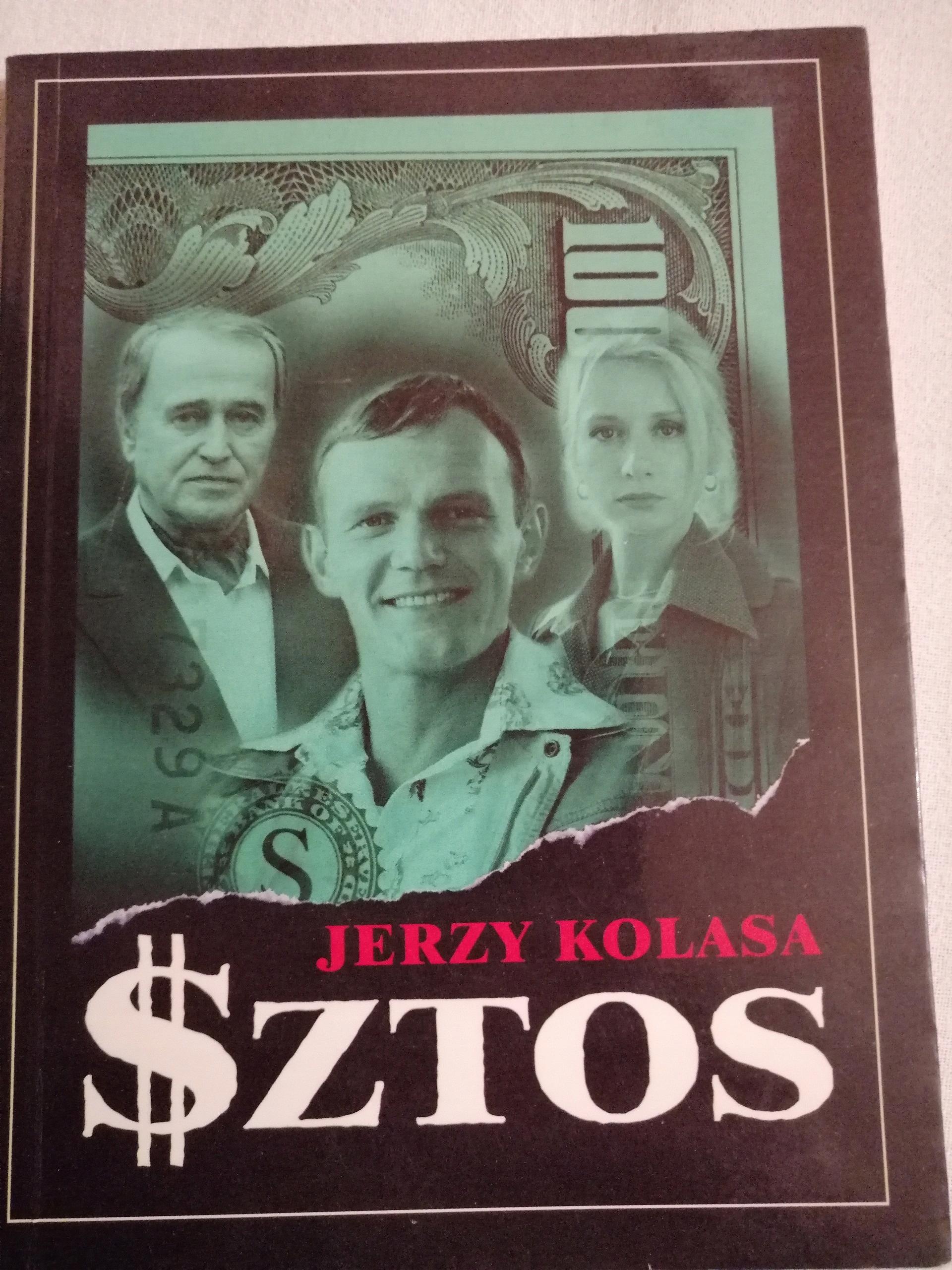 Sztos Jerzy Kolasa