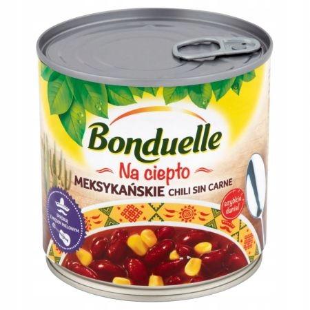 Bonduelle Na Ciepło Meksykańskie chili sin carne