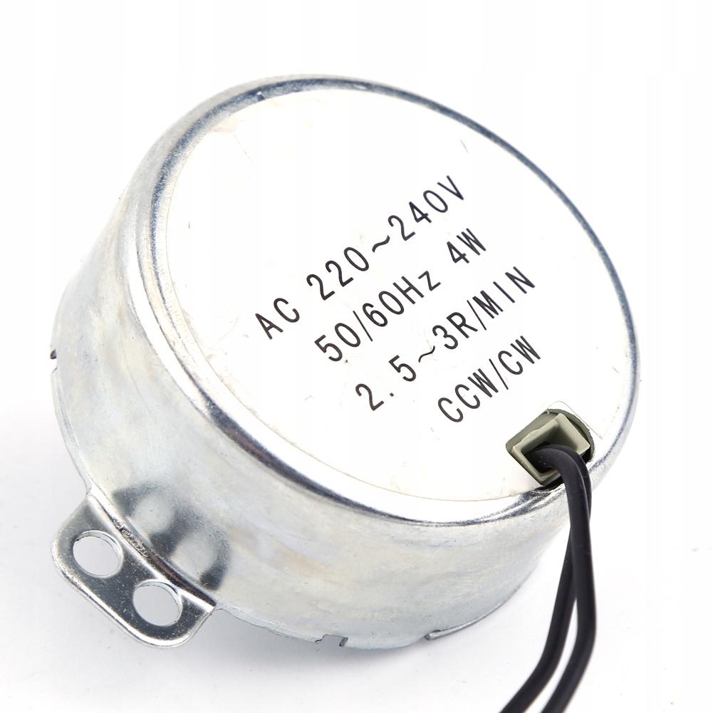 Купить 220-240 В переменного тока Синхронный двигатель на Otpravka - цены и фото - доставка из Польши и стран Европы в Украину.