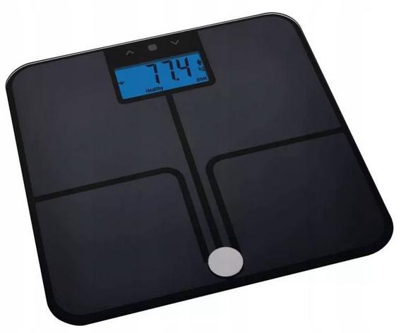 Kúpeľňa SCALE EMOS EV109 BMI LCD kg lb.