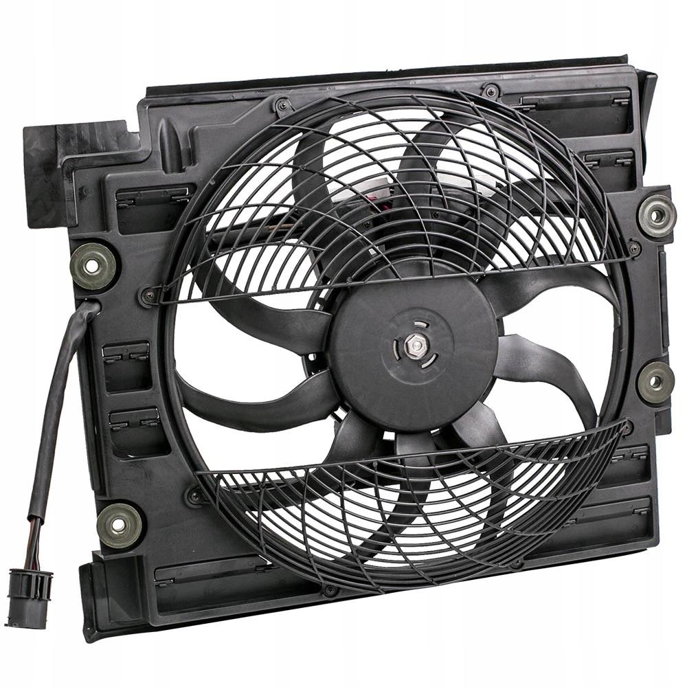 bmw 95-03 e39 новый вентилятор 64548380780  4 контакты