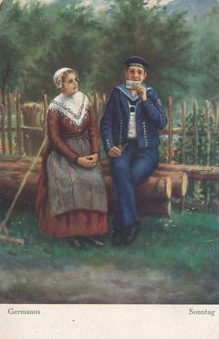 Pre-vojnová pohľadnica 01377