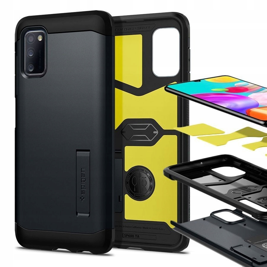 Etui Spigen Tough Armor Case Do Samsung Galaxy A41