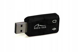 Купить VIRTU 5.1 USB - предложение звуковой карты USB на Otpravka - цены и фото - доставка из Польши и стран Европы в Украину.