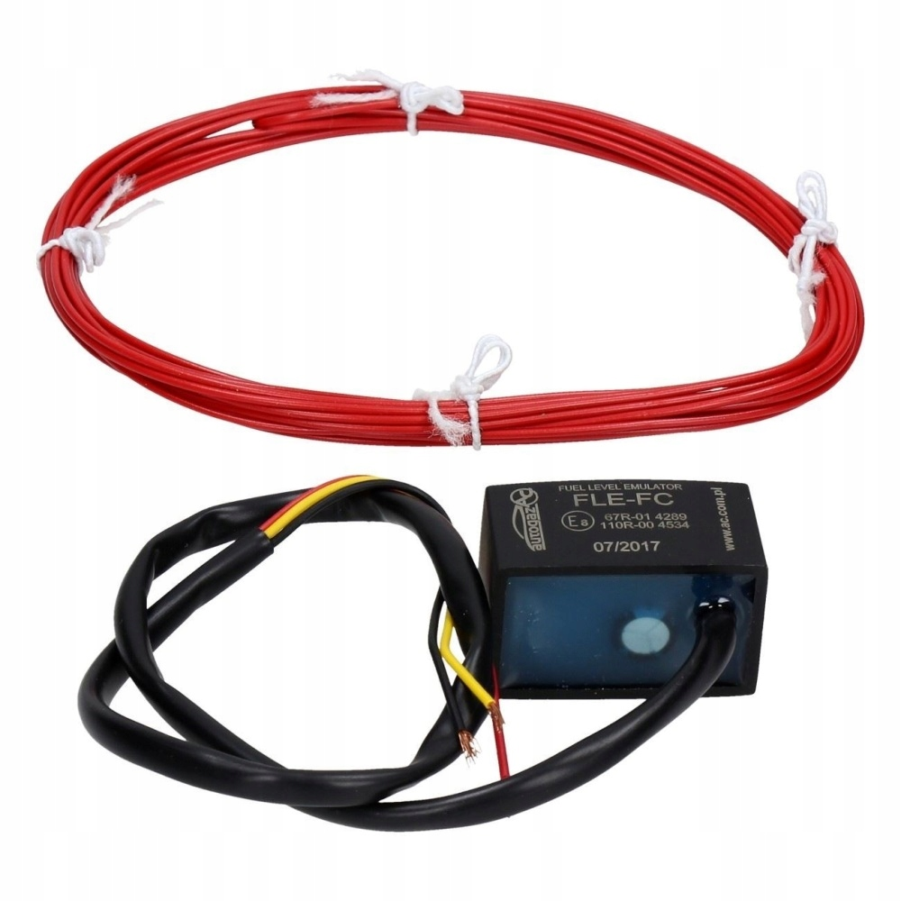 эмулятор снг stag показания уровня топлива fle-fc